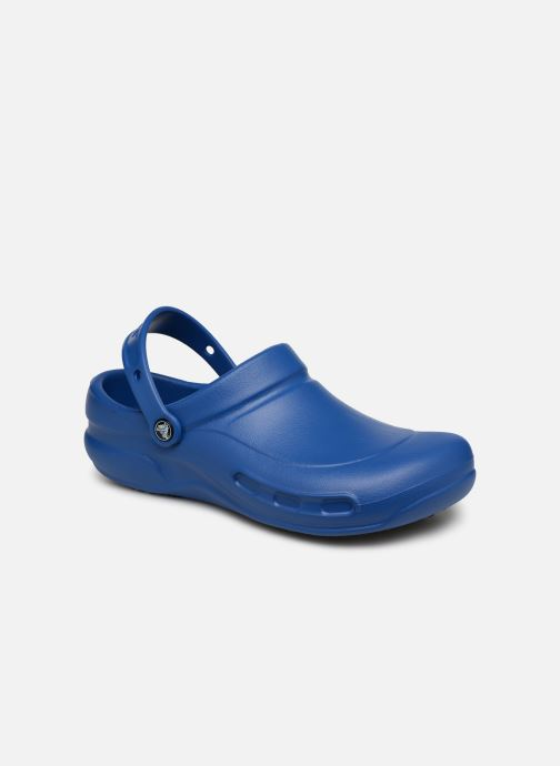 Sandales et nu-pieds Crocs Bistro m Bleu vue détail/paire
