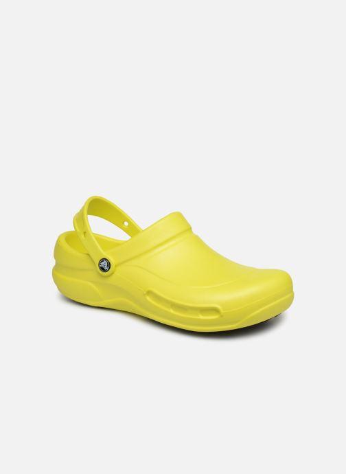 Sandalias Crocs Bistro m Amarillo vista de detalle / par