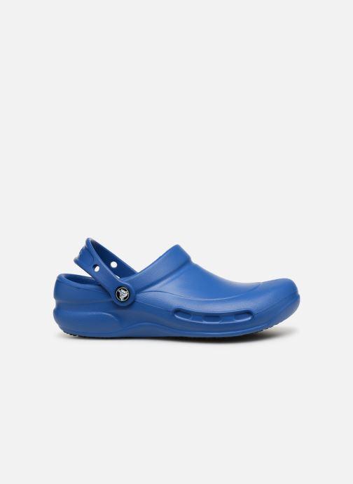 Mules et sabots Crocs Bistro w Bleu vue derrière