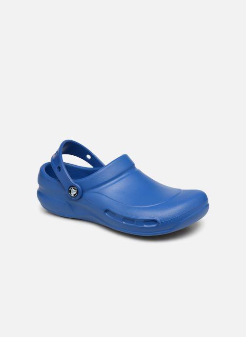 Mules et sabots Crocs Bistro w Bleu vue détail/paire
