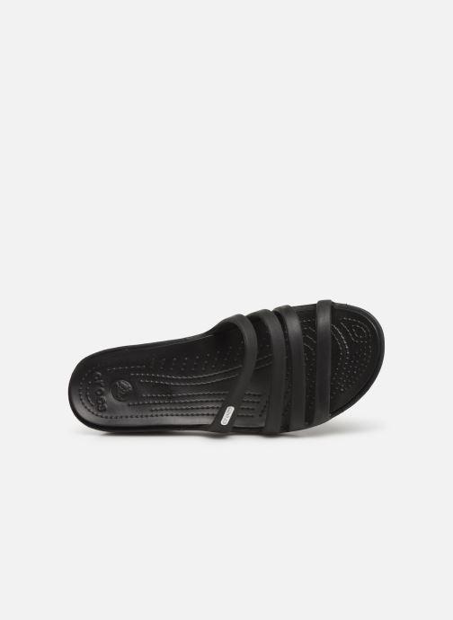 Rhonda Sabots Wedge Crocs W Sandal Et Chez Mules noir PTqwxxCz
