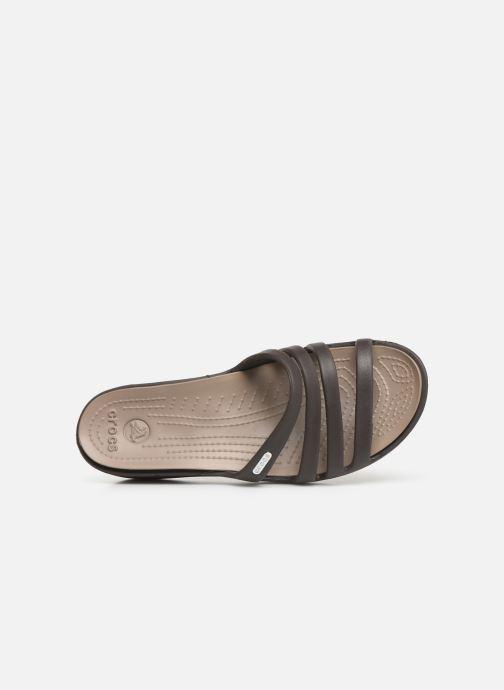 Wedges Crocs Rhonda Wedge Sandal W Bruin links