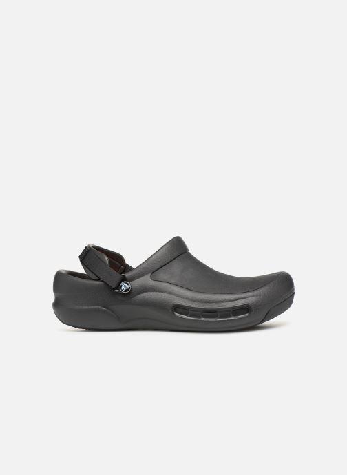 Sandales et nu-pieds Crocs Bistro Pro Clog Noir vue derrière