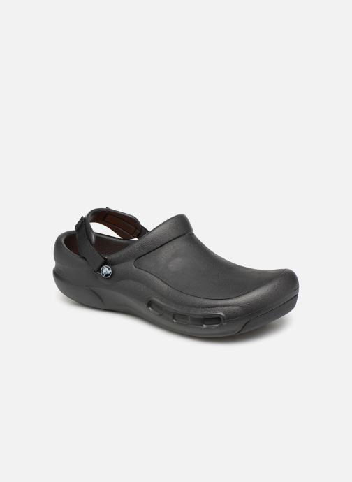 Sandales et nu-pieds Crocs Bistro Pro Clog Noir vue détail/paire