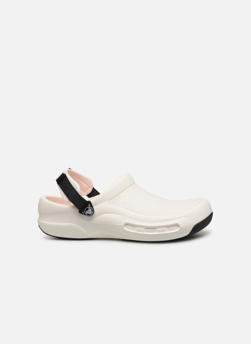 Sandals Crocs Bistro Pro Clog White back view