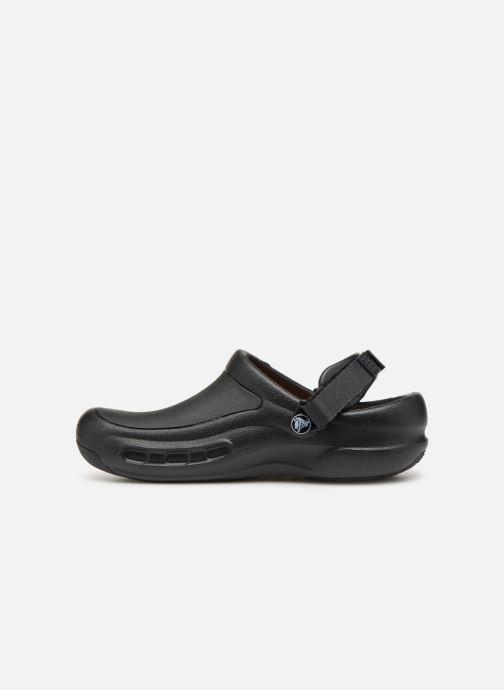 Wedges Crocs Bistro Pro Clog W Zwart voorkant