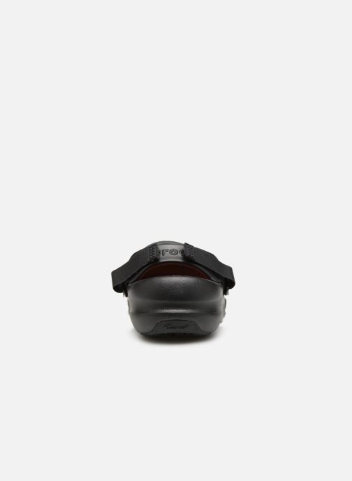 Mules & clogs Crocs Bistro Pro Clog W Black view from the right