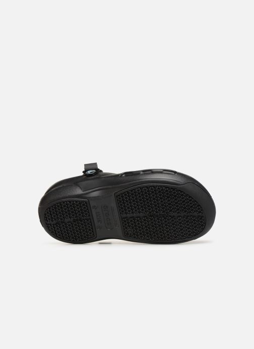 Mules & clogs Crocs Bistro Pro Clog W Black view from above