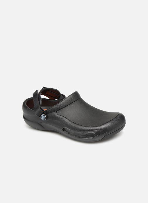 Mules & clogs Crocs Bistro Pro Clog W Black detailed view/ Pair view