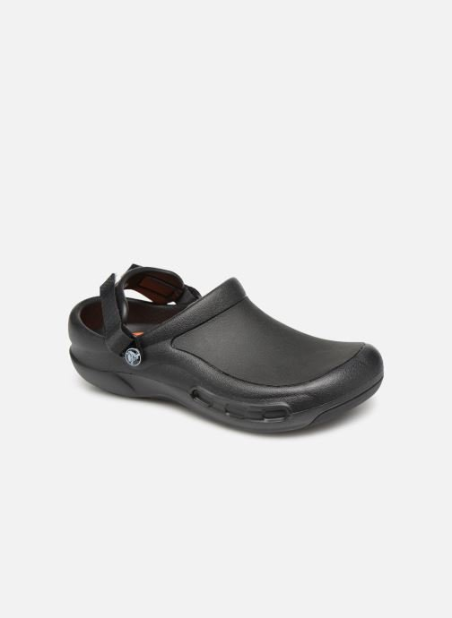Mules et sabots Crocs Bistro Pro Clog W Noir vue détail/paire