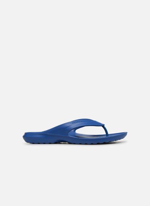 Tongs Crocs Classic Flip H Bleu vue derrière