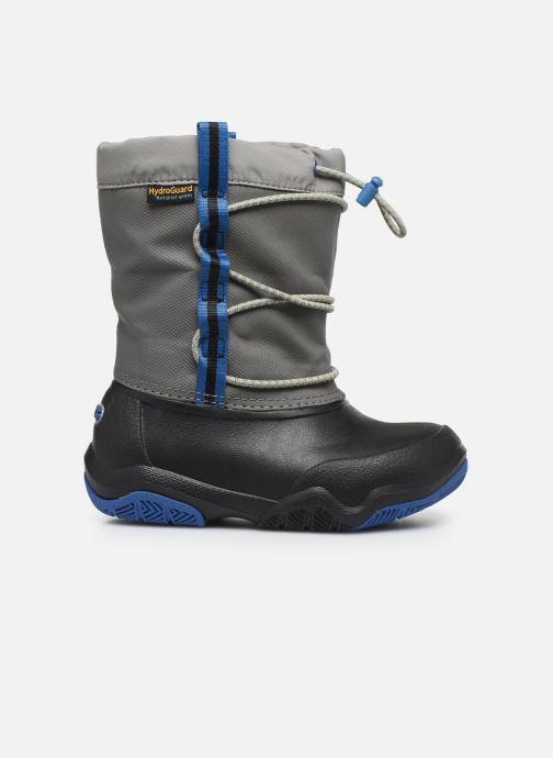 Sportschoenen Crocs Swiftwater Waterproof Boot K Blauw achterkant