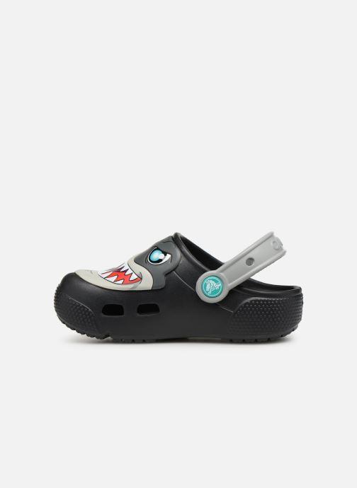 Sandali e scarpe aperte Crocs Crocs Funlab K Nero immagine frontale