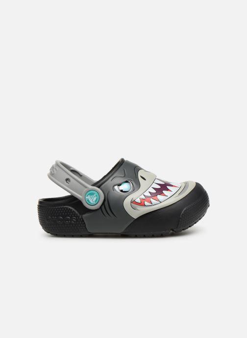 Sandalen Crocs Crocs Funlab K Zwart achterkant