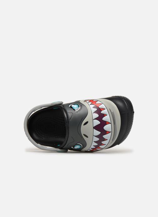 Sandali e scarpe aperte Crocs Crocs Funlab K Nero immagine sinistra