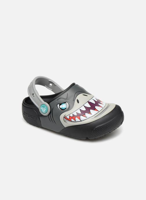 Sandalias Crocs Crocs Funlab K Negro vista de detalle / par