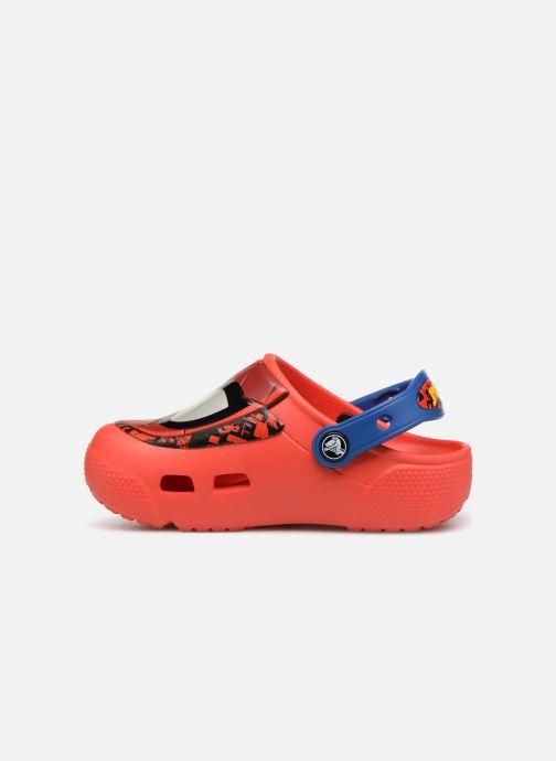 Sandales et nu-pieds Crocs Crocs Funlab K Rouge vue face