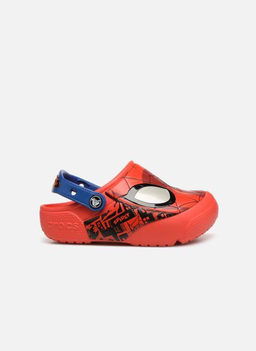 Sandals Crocs Crocs Funlab K Red back view