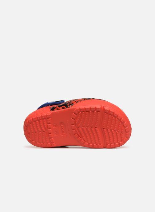 Sandales et nu-pieds Crocs Crocs Funlab K Rouge vue haut