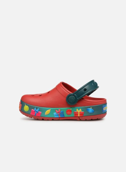 Sandales et nu-pieds Crocs Crocs Funlab K Violet vue face