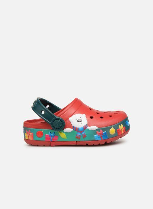 Sandales et nu-pieds Crocs Crocs Funlab K Violet vue derrière
