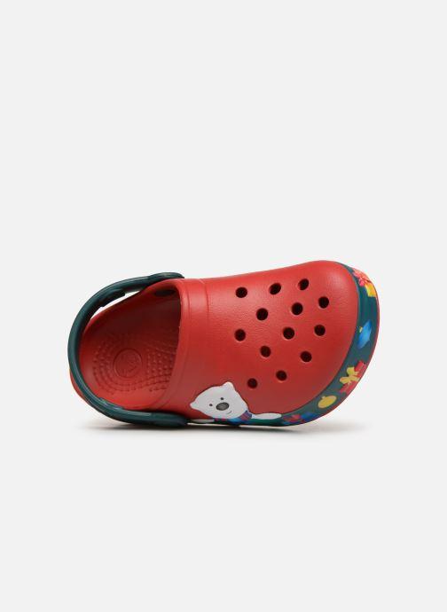 Sandales et nu-pieds Crocs Crocs Funlab K Violet vue gauche
