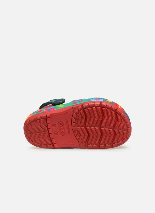 Sandales et nu-pieds Crocs Crocs Funlab K Violet vue haut