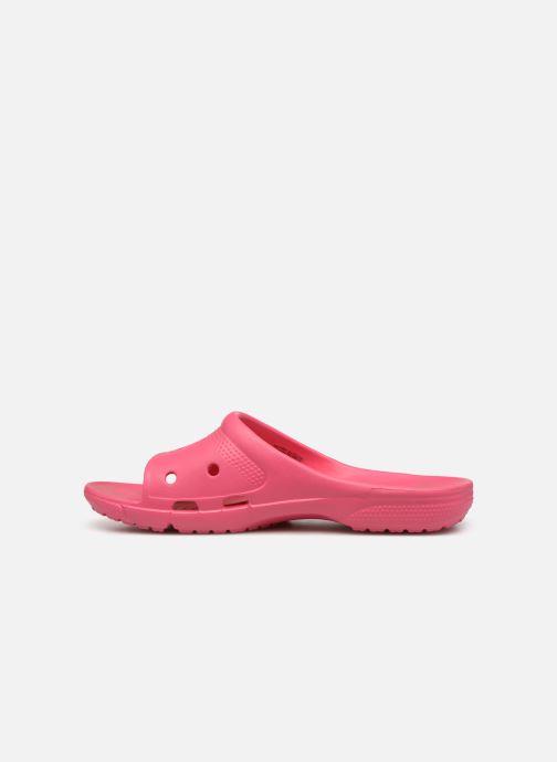 6eb9c04c8e1a Crocs Crocs Coast Slide (Rose) - Sandales et nu-pieds chez Sarenza ...