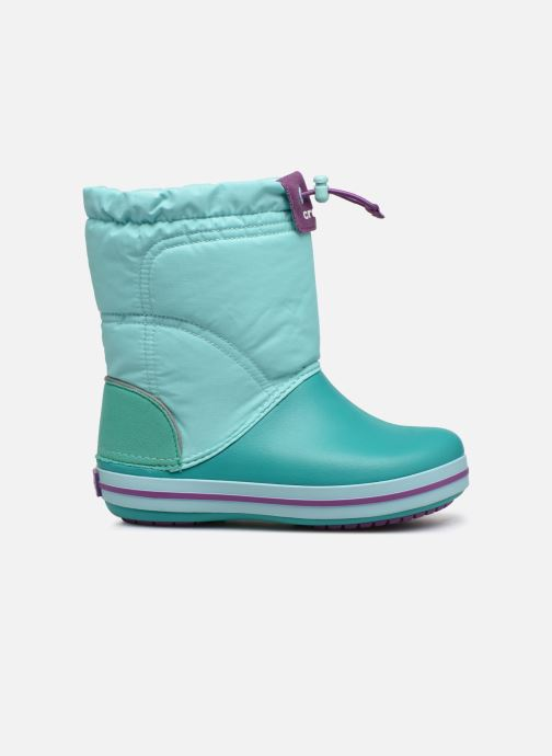 Zapatillas de deporte Crocs Crocband LodgePoint Boot K Azul vistra trasera