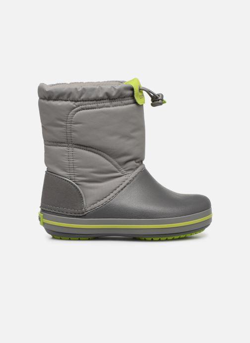 Chaussures de sport Crocs Crocband LodgePoint Boot K Gris vue derrière
