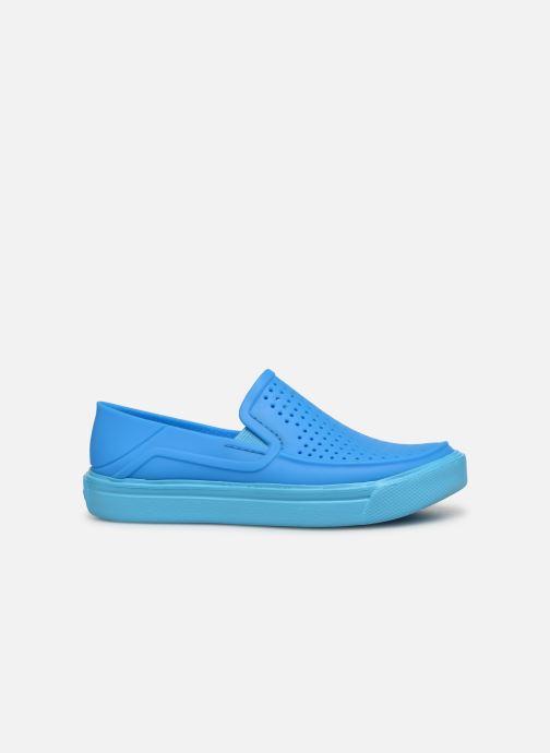 Baskets Crocs CitiLane Roka K Bleu vue derrière