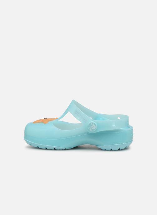 Sandali e scarpe aperte Crocs Crocs Isabella Clog PS Azzurro immagine frontale