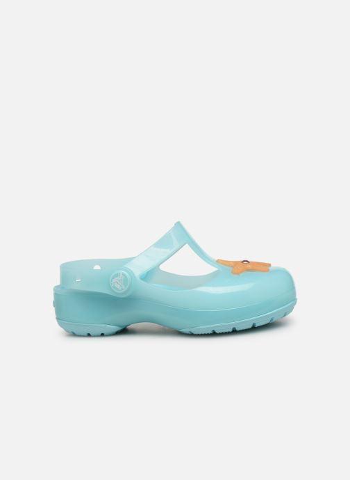 Sandales et nu-pieds Crocs Crocs Isabella Clog PS Bleu vue derrière