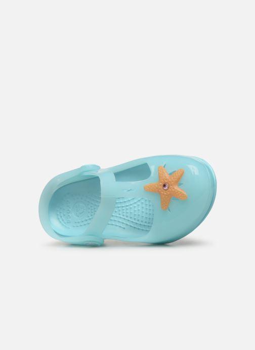Sandali e scarpe aperte Crocs Crocs Isabella Clog PS Azzurro immagine sinistra