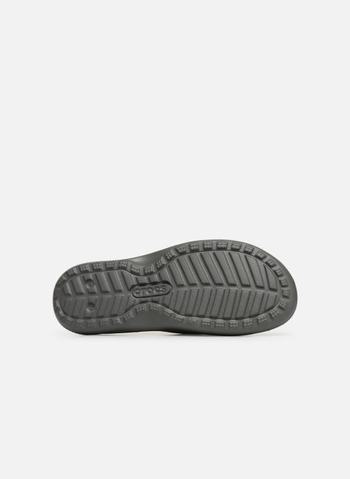Sandals Crocs Classic Slide Grey view from above