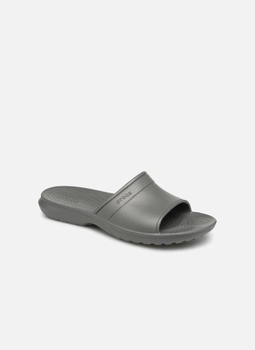 Wedges Crocs Classic Slide W Grijs detail