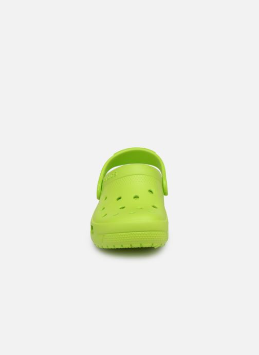 Sandali e scarpe aperte Crocs Crocs Coast Clog K Grigio modello indossato