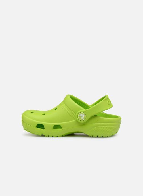Sandali e scarpe aperte Crocs Crocs Coast Clog K Grigio immagine frontale
