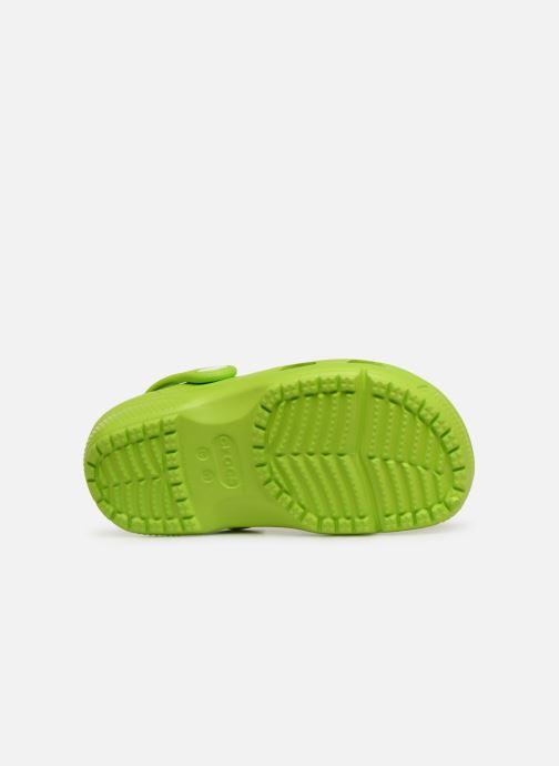 Sandali e scarpe aperte Crocs Crocs Coast Clog K Grigio immagine dall'alto