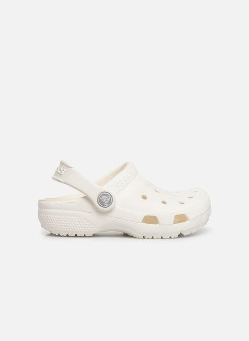 Sandalen Crocs Crocs Coast Clog K Wit achterkant