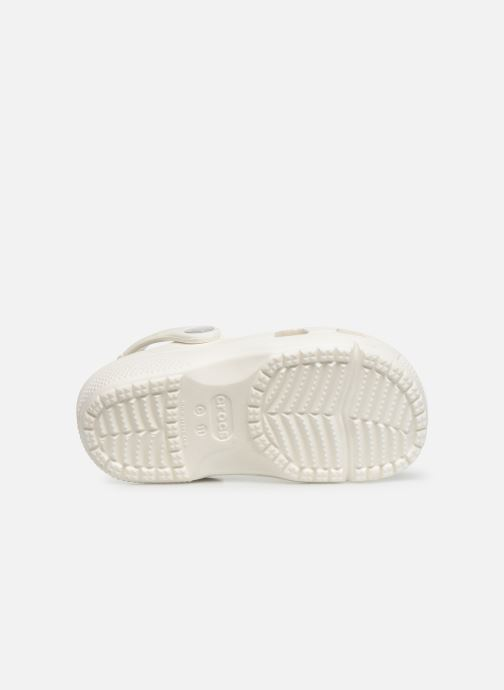 Sandals Crocs Crocs Coast Clog K White view from above