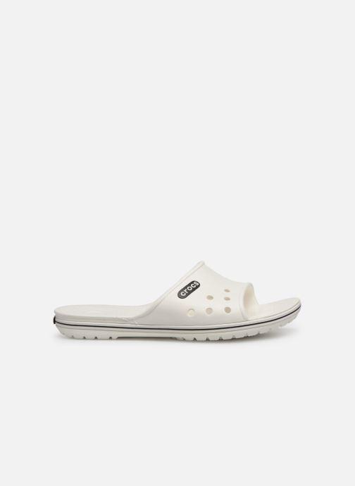 Mules & clogs Crocs Crocband II Slide W White back view
