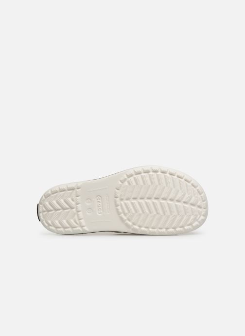 Mules & clogs Crocs Crocband II Slide W White view from above
