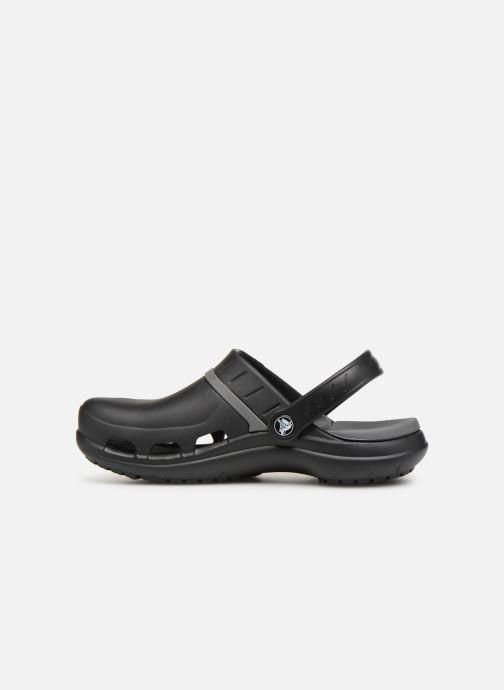 Mules & clogs Crocs Modi Sport Clog W Black front view
