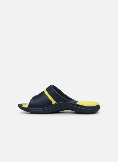 Sandali e scarpe aperte Crocs Modi Sport Slide Azzurro immagine frontale