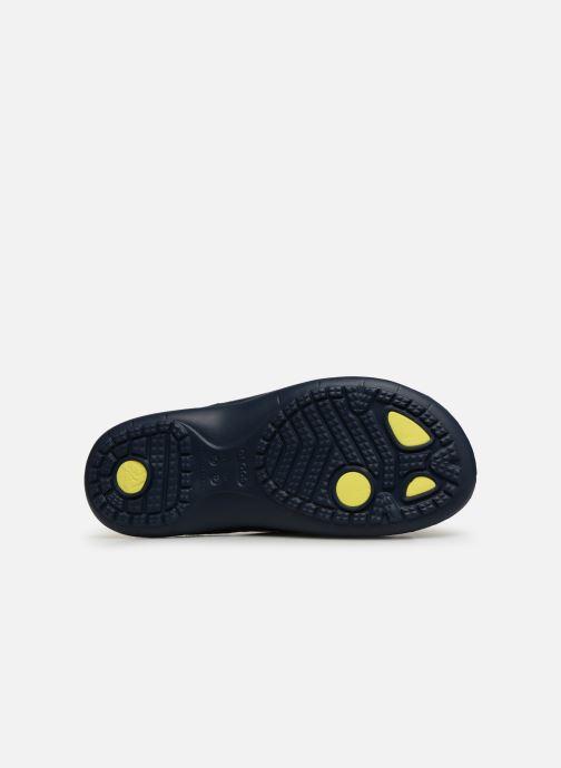 Sandales et nu-pieds Crocs Modi Sport Slide Bleu vue haut