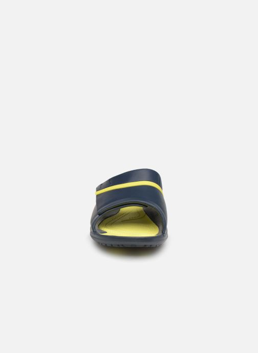 Mules & clogs Crocs Modi Sport Slide W Blue model view