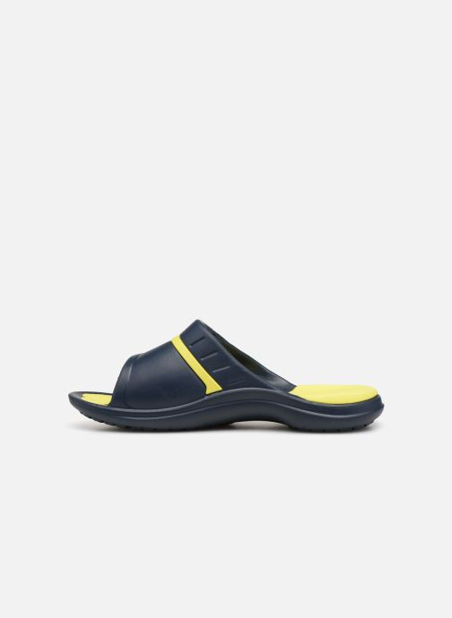 Mules & clogs Crocs Modi Sport Slide W Blue front view