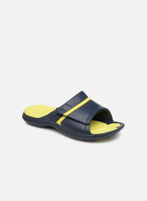 Mules & clogs Crocs Modi Sport Slide W Blue detailed view/ Pair view