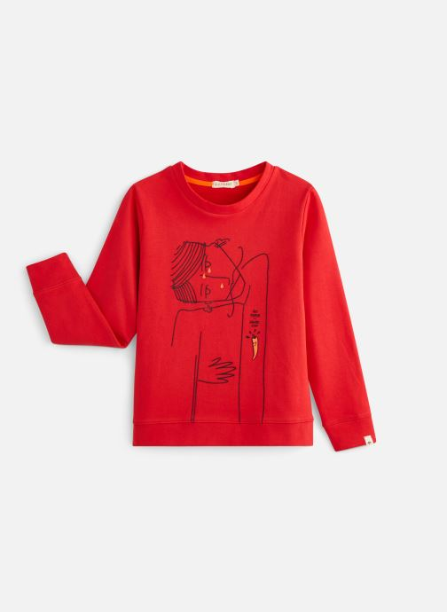 Vêtements Billybandit V25439 Rouge vue détail/paire